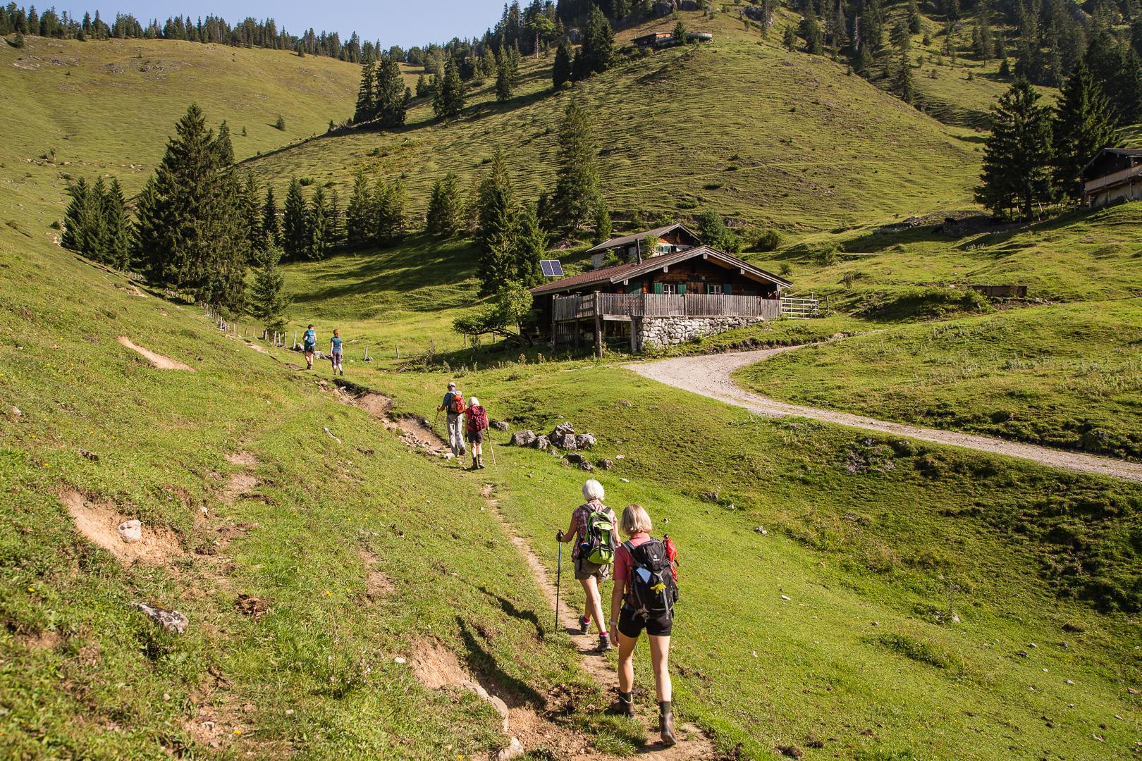 Zur Oberen Trockenbachalm